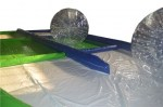 Water Inflatables - Criss Cross Race Track - 3